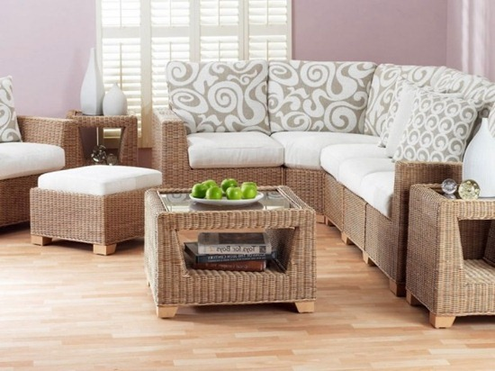 WHITE BEDROOM  Rattan Man Wicker and Rattan Furniture