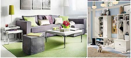 Уютная квартира для молодой семьи или